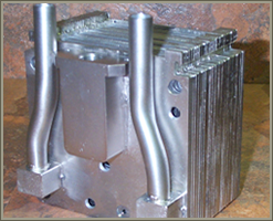 Brazing Stainless Steel Services From Htg
